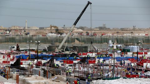 """FIFA has also been heavily criticized for the employment conditions of workers building stadiums and infrastructure in Qatar for the 2022 World Cup. In early May 2015, Amnesty International released a report stating that FIFA  was failing to demonstrate any sort of commitment to ensuring Qatar 2022 is """"not built on a foundation of exploitation and abuse.""""<br />"""