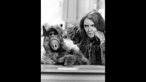 """Meara appeared on several episodes of """"ALF"""" from 1987 to 1989."""