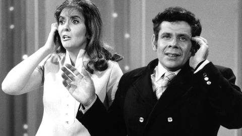 """Comedy great Anne Meara, one half of the comedy team """"Stiller & Meara,"""" died at 85 on Saturday, May 23, her family said. Meara and husband, Jerry Stiller, were regulars on """"The Ed Sullivan Show."""" Click through the gallery to see more from the comedian's long career:"""