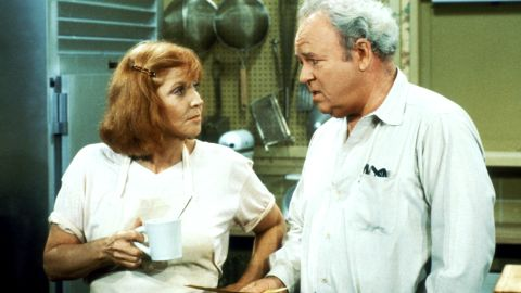 """Meara played the wisecracking cook in the """"All in the Family"""" spinoff """"Archie Bunker's Place,"""" which ran from 1979 to 1983."""