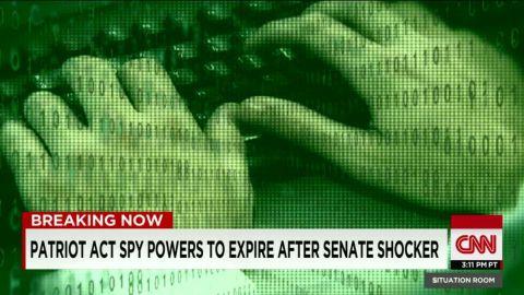 senate blocks extension of patriot act powers kosinski dnt tsr _00012716.jpg