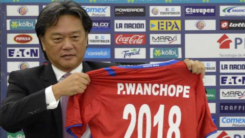 Costan Rican Eduardo Li, 56, is a current FIFA executive committee member-elect, CONCACAF executive committee member and Costa Rican soccer federation (FEDEFUT) president.