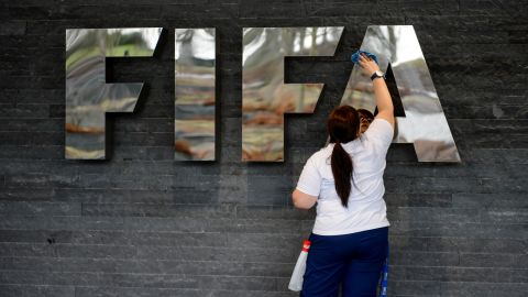 FIFA is due to hold a presidential election on Friday.