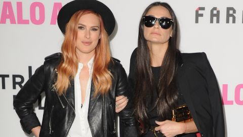 """Rumer Willis is more like her mom, actress Demi Moore, than she realized. In May, """"Dancing With the Stars"""" winner Willis <a href=""""https://instagram.com/p/3IEp-IvhaZ/?taken-by=ruelarue"""" target=""""_blank"""" target=""""_blank"""">posted a photo of her and her famous mother</a> dressed alike and looking like twins."""