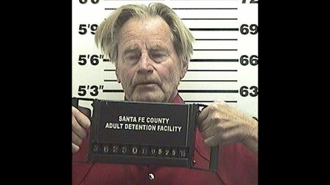 Oscar-nominated actor and Pulitzer Prize-winning playwright Sam Shepard was arrested Monday, May 25, on suspicion of drunken driving in Santa Fe, New Mexico. He spent the night in jail and pleaded not guilty to aggravated DUI charges.