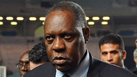 """<a href=""""http://cnn.com/2010/SPORT/football/11/30/football.fifa.panorama.ioc/"""">Issa Hayatou from Cameroon (pictured) is one of three FIFA officials</a> -- the others Nicolas Leoz from Paraguay and Ricardo Teixeira from Brazil -- who are named in a BBC program which alleges they took bribes from the International Sports and Leisure (ISL) marketing company who secured World Cup rights in the 1990s. A day later, Hayatou says he is considering legal action against the BBC. All three would have voted on the hosts for the 2018 and 2022 World Cups. The International Olympic Committee's Ethics Commission later looks into the claims against Hayatou -- as he was an IOC member. <a href=""""https://www.cnn.com/2015/05/28/football/gallery/fifa-corruption-timeline-may-2015/.%20http://www.olympic.org/Documents/Commissions_PDFfiles/Ethics/Ethics-2011-10-03-decision-recommendation-Issa-Hayatou-Eng.pdf"""" target=""""_blank"""">It finds he had personally received a sum of money from</a> ISL as a donation to finance the African Football Confederation (CAF)'s 40th anniversary and recommends he be reprimanded. <a href=""""http://cnn.com/2013/04/30/sport/football/blatter-fifa-havelange-bribery-football/"""">In 2013, an internal investigation finds Leoz and Teixeira accepted illegal payments from ISL</a> but says the acceptance of bribe money was not punishable under Swiss law at the time. Its report says that as both have resigned their positions with FIFA further steps over """"the morally and ethically reproachable conduct of both persons"""" are superfluous."""