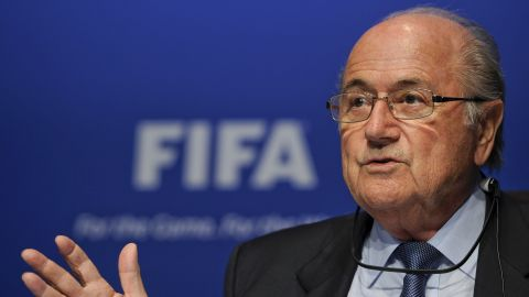 """The Council of Europe, a watchdog that oversees the European Court of Human Rights, <a href=""""http://cnn.com/2012/04/24/sport/football/football-blatter-corruption-report/"""">criticizes Blatter in a damning report into FIFA's handling of bribery allegations</a>. The report says it would be """"difficult to imagine"""" that the FIFA president would have been unaware of """"significant sums"""" paid to unnamed FIFA officials by sports marketing company International Sports and Leisure (ISL) in connection with lucrative contracts for World Cup television rights. However it makes no allegations that he had any involvement in corruption."""