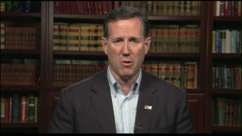 Rick Santorum presidential candidate message for families country_00001401.jpg