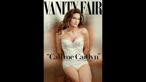 """Caitlyn Jenner, previously known as Bruce, revealed her new name and gender in Vanity Fair in June 2015. Jenner's announcement was called a watershed moment for transgender visibility. She appeared in the reality show """"I Am Cait."""""""