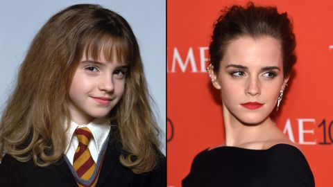 """Since portraying sharp witch Hermione in the """"Harry Potter"""" series, Emma Watson has broken away from the supernatural with roles grounded in the (mostly) real world. After """"My Week With Marilyn,"""" """"The Perks of Being A Wallflower"""" and """"The Bling Ring,"""" she showed her sense of humor in Seth Rogen's outlandish summer comedy """"This Is the End."""" She announced in February that <a href=""""http://www.vanityfair.com/hollywood/2016/02/emma-watson-break-from-acting"""" target=""""_blank"""" target=""""_blank"""">she's taking a break from acting</a>."""