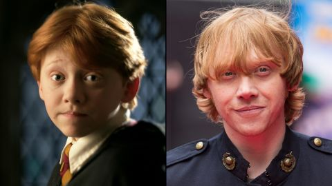 """Rupert Grint kept it fairly low-key after he ended his 10-year run as one of Harry Potter's best friends, Ron Weasley. He took on a risky role with 2013's """"CGBG""""; if you <a href=""""http://insidemovies.ew.com/2013/09/25/rupert-grint-naked-cgbg/"""" target=""""_blank"""" target=""""_blank"""">need proof that Grint's all grown up, check out the trailer.</a>"""