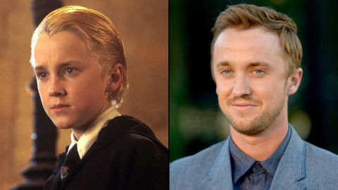 """Just enough time has passed for us to stop cringing at the sight of Tom Felton, who came to be known as the weakling bully Draco Malfoy. Even while working on the """"Potter"""" franchise, Felton dabbled in other films, like """"The Disappeared"""" and """"Get Him to the Greek."""" Felton has been busy since """"Potter"""" wrapped, and he appeared in the World War II movie """"Ghosts of the Pacific"""" and the TNT cop drama """"Murder in the First."""""""