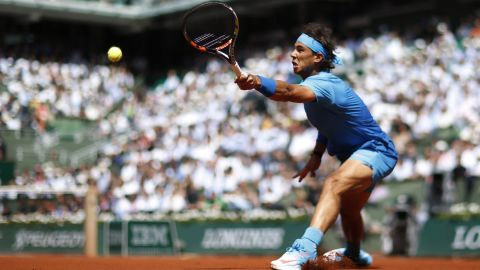 The lone other player to have beaten Nadal at Roland Garros is Robin Soderling in 2009.