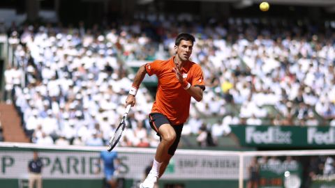 The French Open, where Nadal has won a record nine titles, didn't change the momentum. He lost -- and in straight sets -- to Novak Djokovic.