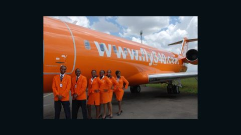 After ventures into Ghana and Angola proved costly, <strong>Fly540</strong> refocused its attentions to Kenya where it has achieved great success connecting remote locations such as Lodwar with the rest of the country.