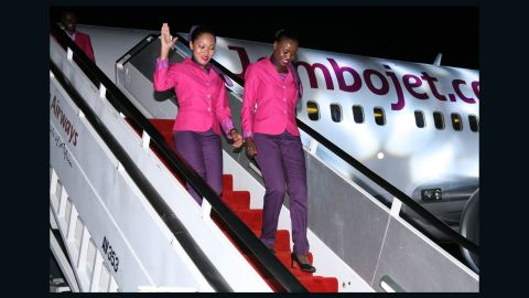 Another Kenyan airline, this one serving only four cities, <strong>JamboJet</strong> has recently been cleared to fly across Africa from Nairobi and Mombasa.