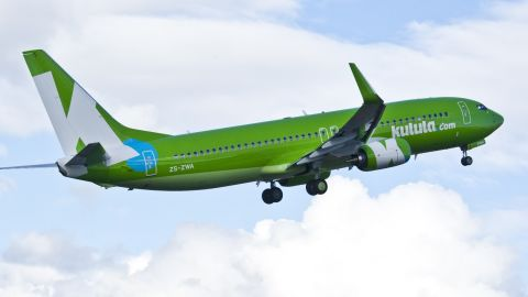 It's a low-cost airline based in South Africa and was established in 2001.