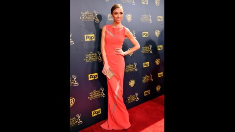 """E!'s Giuliana Rancic <a href=""""http://www.people.com/article/giuliana-rancic-admits-too-thin"""" target=""""_blank"""" target=""""_blank"""">told People</a> that a cancer-suppressing drug she has to take after a double mastectomy in 2011 is responsible for her small frame. """"I'm sorry that some people think I'm disgustingly skinny, as they put it, but there's nothing I can do. I'm lucky that I even have the type of cancer that reacts to the medicine,"""" she said."""
