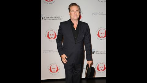"""Women aren't the only ones body-shamed. After friends encouraged actor Val Kilmer to post a photo of his weight loss, <a href=""""https://www.facebook.com/valkilmer/posts/891008207597555"""" target=""""_blank"""" target=""""_blank"""">he took to Facebook</a> to say, """"Can't win in this crazy town. Too heavy for too many years and now gossip says, too thin!"""""""