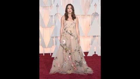 """Actress Keira Knightley once <a href=""""http://www.usmagazine.com/celebrity-news/news/keira-knightley-was-told-she-was-anorexic-hated-and-a-s--t-actres-201436"""" target=""""_blank"""" target=""""_blank"""">told Elle UK</a> that she has been called """"anorexic."""""""