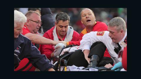 fan hit by bat boston fenway park lklv wire_00002709.jpg