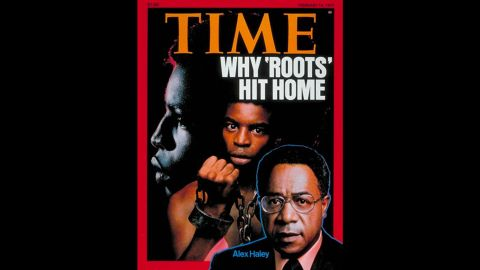Roots remains the third-highest rated telecast in American history.  The show is credited by some as invoking a change in American attitudes to slavery -- a turning point in the post-civil rights struggle.