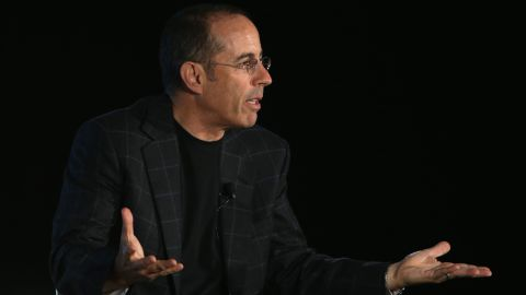 """Comedian Jerry Seinfeld told ESPN that he thinks the politically correct climate on college campuses hurts comedy. """"They just want to use these words: 'That's racist, that's sexist, that's prejudiced.' They don't even know what they're talking about,"""" he said."""