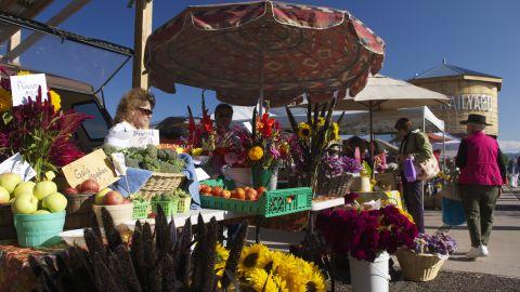 The Santa Fe Farmers Market