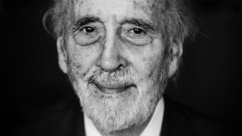 """<a href=""""http://www.cnn.com/2015/06/11/entertainment/christopher-lee-dies/"""" target=""""_blank"""">Christopher Lee</a>, the British actor who mastered horror and Dracula roles before his turns as a Bond villain and the wizard Saruman in the """"Lord of the Rings"""" trilogy, died June 7, a London borough spokesman said. He was 93."""