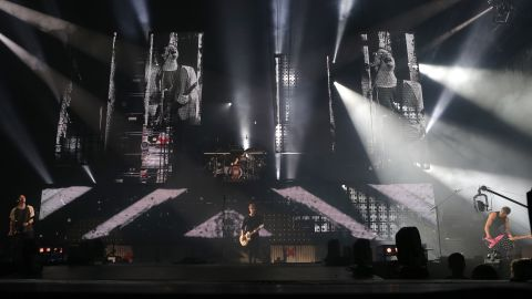 Luke Hemmings, Michael Clifford, Calum Hood and Ashton Irwin met in the Western Sydney suburbs and played their first gig as 5 Seconds of Summer at a Sydney hotel in 2011. They grew their fan base by posting videos on YouTube, and soon enough, they were opening for One Direction. Their self-titled debut album was released in 2014 and debuted at No. 1 on the U.S. Billboard chart.