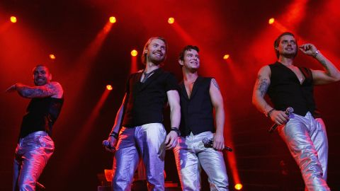 Sometimes considered the original Irish boy band, Boyzone was founded in 1993 and won many BRIT and Europe Music Awards.