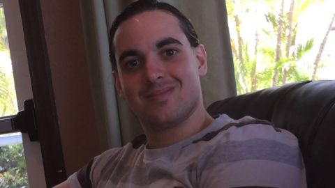Danile Montalbano, 23, went missing in April and is believed to have drowned to death.