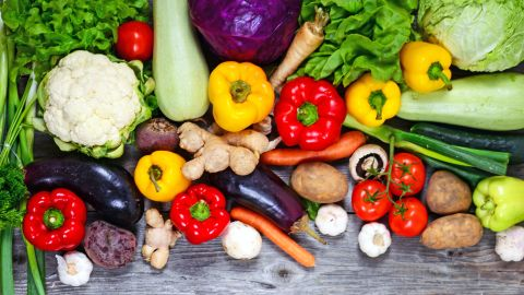 """<a href=""""http://www.cnn.com/2015/02/18/health/five-ways-to-eat-yourself-healthier/"""">Avoid processed food</a>, eat meat sparingly and eat more plants, whole grains and nuts. (1% of Americans met the ideal score.)"""