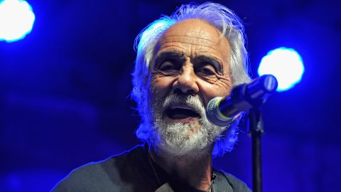 """Tommy Chong of Cheech & Chong, who was diagnosed with prostate cancer in 2012, <a href=""""http://www.usmagazine.com/celebrity-news/news/tommy-chong-i-have-rectal-cancer-2015176#ixzz3dKSb6yKV"""" target=""""_blank"""" target=""""_blank"""">told Us magazine</a> that he was undergoing treatment for rectal cancer. As he did for the prostate cancer, he's using marijuana to take the edge off: """"I'm using cannabis like crazy now, more so than ever before,"""" he told the magazine."""