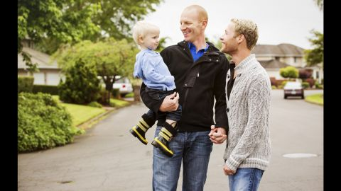 The new definition of fatherhood includes same-sex couples.