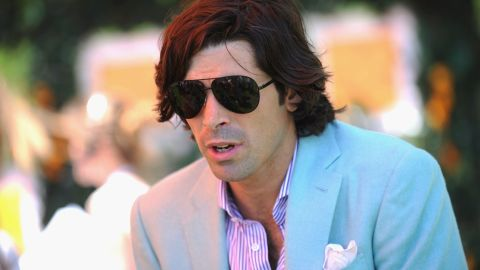 But Figueras likes to point out that he is first and foremost a polo player while also fronting a horse-breeding program in his native Argentina.