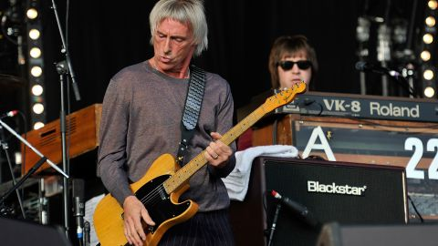 """British musician Paul Weller was frankly baffled by David Cameron's professed love of his band The Jam's searing satire on privilege and inequality """"The Eton Rifles."""" Of Cameron, a former student at Eton, the UK's most elite private school, <a href=""""http://www.newstatesman.com/music/2008/05/paul-weller-jam-album-song"""" target=""""_blank"""" target=""""_blank"""">Weller said</a>: """"What part of it didn't he get?"""""""
