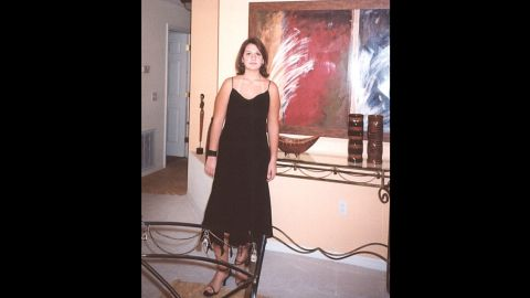 """Marilia Brocchetto shares her journey in her own words: """"High school sophomore year (2004 I think), this is me right after one of my last successful crash diets. I am the thinnest I can remember in this picture."""""""