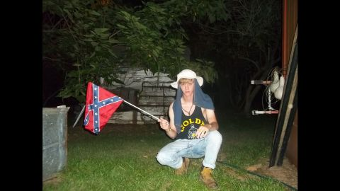 """A website featuring a racist manifesto and 60 photos has become part of <a href=""""http://www.cnn.com/2015/06/20/us/charleston-shooting-website/index.html"""">the investigation into Dylann Roof</a>, who has been charged in the slaying of nine people at Charleston's Emanuel African Methodist Episcopal Church on June 17."""
