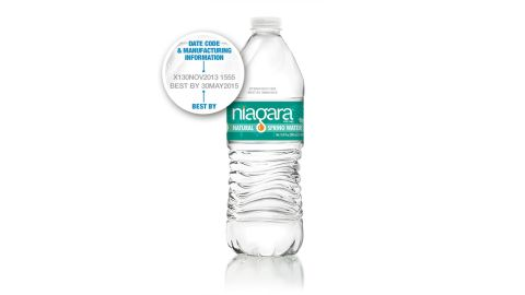"""Because of evidence of E. coli bacteria at the spring source, Niagara Bottling issued <a href=""""http://www.cnn.com/2015/06/23/us/niagara-e-coli-bottled-water-recall/index.html"""">a voluntary recall of spring water</a> produced at its two Pennsylvania plants from June 10 through June 18. There had been no signs of its product being contaminated or reports of consumers falling sick, the company said."""