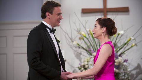 """Ted's quest to find a woman and Robin and Barney's long and winding quest for each other carried through the hit comedy """"How I Met Your Mother,"""" but  Alyson Hannigan's Lily and Jason Segel's Marshall were the glue that held it all together (with the exception of their brief breakup early on)."""