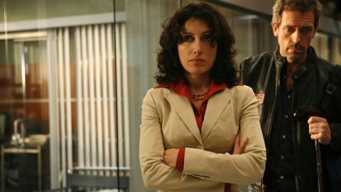 """Dysfunctional doesn't begin to describe the relationship between Dr. Gregory House (Hugh Laurie) and dean of medicine Lisa Cuddy (Lisa Edelstein). Fans got what they wanted at long last at the end of """"House's"""" season six, but sadly it didn'"""