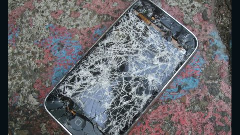 A new family of plastics could end the horror of broken phones.