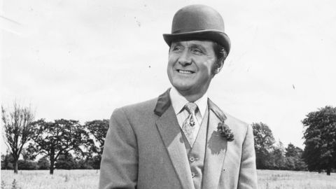 """<a href=""""http://www.cnn.com/2015/06/25/entertainment/feat-patrick-macnee-dies-obit/index.html"""" target=""""_blank"""">Patrick Macnee</a>, the British actor who played bowler-hatted secret agent John Steed on the 1960s spy series """"The Avengers,"""" died on June 25. He was 93."""