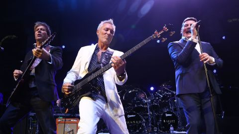 """Steve Norman, Martin Kemp and Tony Hadley of Spandau Ballet -- performing in 2014 -- have recently played at music festivals. <a href=""""http://www.newsday.com/entertainment/music/reunited-spandau-ballet-enjoying-unexpected-u-s-reception-1.10305461"""" target=""""_blank"""" target=""""_blank"""">A feud over music rights </a>sparked a rift that lasted many years before they reunited in 2009."""