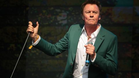 """""""Everytime You Go Away"""" and """"Come Back and Stay"""" were part of Paul Young's Live Aid set.<br /><a href=""""http://paul-young.com/about-paul/"""" target=""""_blank"""" target=""""_blank"""">His career has produced an eclectic mix of soul songs, Tex-Mex and swing band music</a>. Here he performs in London in 2013."""