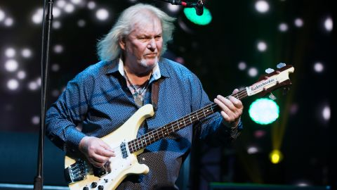 """Bassist <a href=""""http://www.cnn.com/2015/06/28/entertainment/chris-squire-yes-dies-feat/index.html"""" target=""""_blank"""">Chris Squire</a>, founding member of British rock band Yes, died June 27 in Phoenix, his bandmates confirmed. Squire, 67, announced in May that he was sitting out the band's upcoming tour dates to undergo treatment for leukemia."""