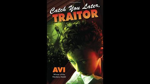"""""""Avi is a skilled author of historical fiction for kids, and in his latest, 'Catch You Later, Traitor,' an ordinary family in 1950s Brooklyn gets caught up by Cold War paranoia,"""" Wilson said. """"When his dad is accused of being a Commie, 12-year-old Pete and his family are ostracized and in trouble. A riveting look at a time when the whole nation was caught up in rumors and finger-pointing."""" Fiction, ages 8-12."""