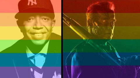 Nearly 30 million people, including celebrities like Russell Simmons and Arnold Schwarzenegger, updated their Facebook profiles in the colors of the rainbow.