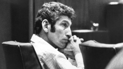 """Between 1977 and 1978, the naked bodies of nine women were found on the sides of various roads in the hills of California. The police attributed the murders to """"the Hillside Strangler,"""" who turned out to be a pair of killers --  Angelo Buono, pictured, and his cousin Kenneth Bianchi. On CNN's """"The Seventies,"""" author James Alan Fox notes """"we've seen this time and time again --- pairs of killers who urge each other on, and together they are extremely vicious and violent."""""""
